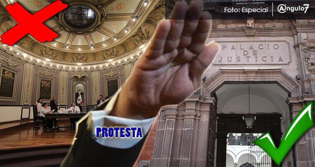 Gali busca que sucesores rindan protesta en el TSJ y no ante el Congreso