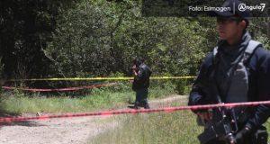 Hallan cadáver de hombre en río Valsequillo y restos humanos en Tlahuapan