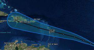 Beryl, primer huracán de la temporada en el Atlántico