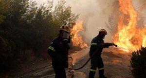 Incendios en Grecia dejan más de 60 muertos y 170 heridos