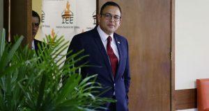IEE no busca entorpecer acceso a la justicia: Serrallonga