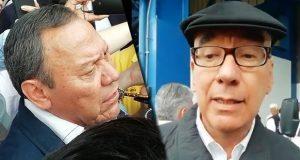 """Zambrano y Delgado llaman a Miguel Barbosa """"mal perdedor"""""""