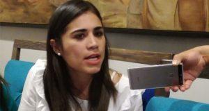 Karina Romero culpa a Fernando Manzanilla de violencia en distrito 12