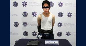 Detienen a hombre por robo a casa habitación en Lomas de San Miguel