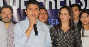 """Eduardo Rivera no da postura de elección; """"se necesita el conteo"""""""