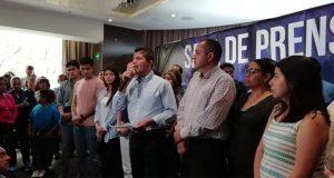 Tras aceptar derrota, Eduardo Rivera pide al PAN reflexionar