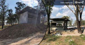 Ya se ofertan locales en parque de Amalucan: de los $4,700 y hasta $18,280