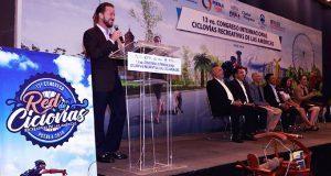 Bank inaugura congreso sobre ciclovías; esperan mil visitantes