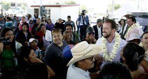 Comuna de Puebla instala cuartos-dormitorios en La Resurrección