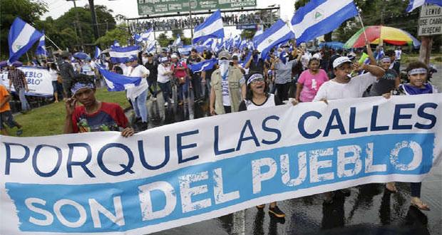 Instalan albergues para migrantes nicaragüenses en Costa Rica