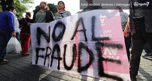 """Autoridades """"omisas"""" ante violencia durante elecciones en Puebla, acusan ONGs"""