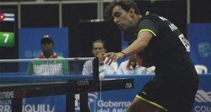 Poblano gana oro en tenis de mesa en Juegos Centroamericanos 2018