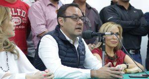 Deloya reconoce derrota en elecciones y pide al PRI retomar causas