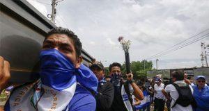 Suman 448 muertos tras 100 días de protestas en Nicaragua