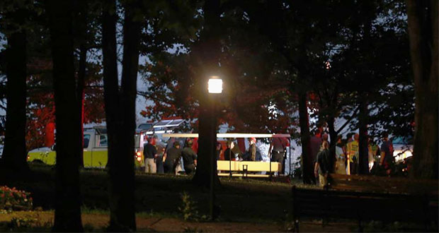 Suman 17 muertos y 7 heridos por naufragio en Missouri