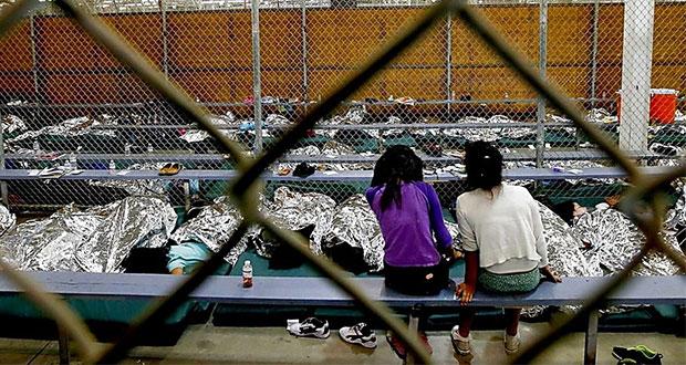 Niño hondureño de un año comparece ante juez de inmigración en EU