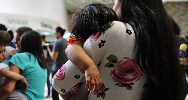 Al cierre de plazo, EU reúne a 73% niños migrantes con familias