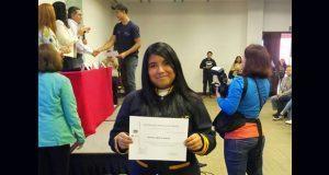 Alumnos de Huejotzingo ganan bicampeonato en olimpiada de historia