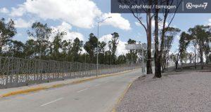 Banck anuncia regularización de ambulantes afuera del parque de Amalucan