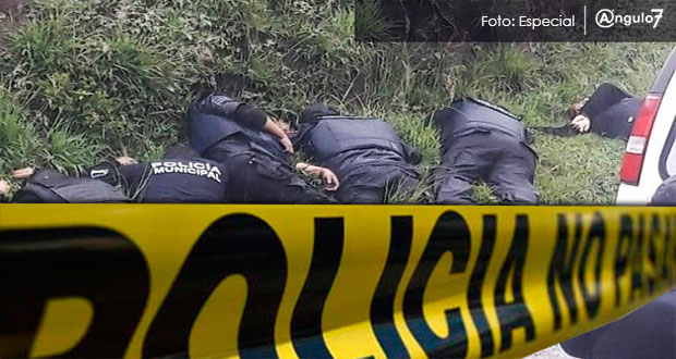 Desde enero, Puebla suma 14 policías asesinados y es 6º lugar nacional