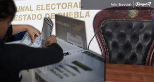 Van 147 quejas en el TEEP por resultados electorales