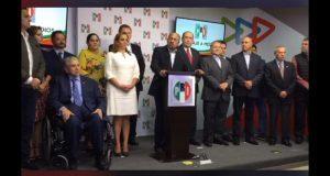René Juárez renuncia a dirigencia del PRI