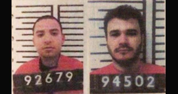 Reos vestidos de celadores se escapan de penal de Culiacán
