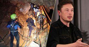 Rescatista de niños en Tailandia demandaría a magnate Elon Musk