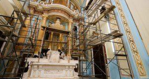 Apenas 10% de templos afectados por sismo está restaurado: INAH