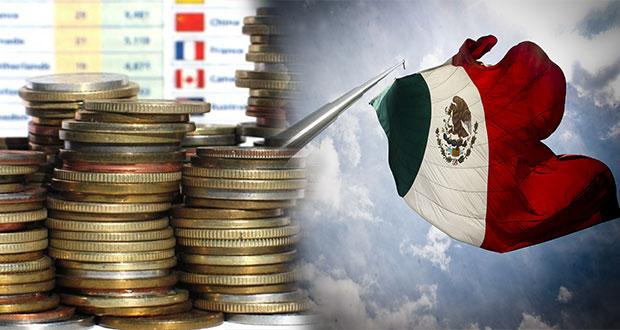 En 3ra semana de julio, riesgo país de México llega a 196 puntos