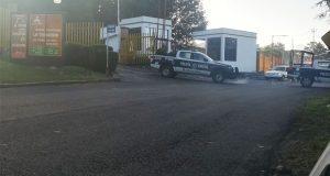 Comando ingresa a centro vacacional de Tlaxcala y roba dinero