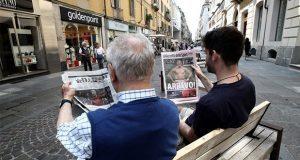 Obreros de FIAT inician huelga por llegada de Ronaldo a Juventus