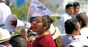 Morena quita al PRI 42 diputaciones locales y 54 alcaldías en Edomex