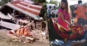 En Indonesia, sismo de 6.2 grados deja 14 muertos y 162 heridos