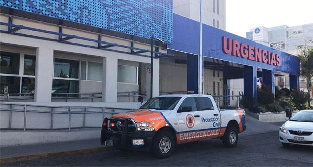 Sin daños en Puebla capital tras sismo, reporta Protección Civil