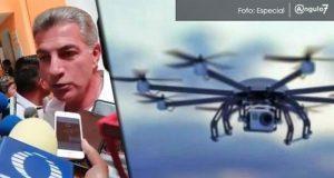 Gobierno vigilará con drones ductos de gas para evitar más ordeñas: Gali