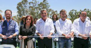 Con inversión de 324 mdp, abre Parque Amalucan en Puebla capital