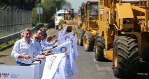 Invierten 50 mdp en rehabilitar accesos del aeropuerto de Puebla