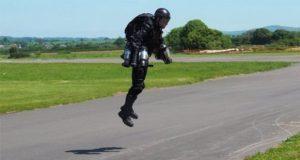Traje volador al estilo Iron Man ya está a la venta