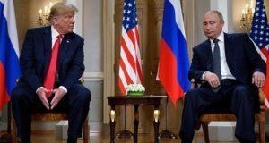 En reunión, Trump y Putin niegan injerencia rusa en comicios de 2016