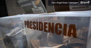 Grupos armados roban urnas y realizan disparos al aire en casillas de Puebla