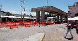 Por obra de viaducto Xonacatepec, comercios reportan pérdidas de hasta 80%