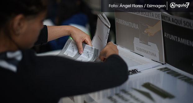 Recolectan 15 mil firmas para anular elección a gubernatura en Puebla