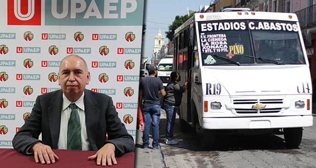Mexicanos gastan hasta 10% de su salario en transporte: experto