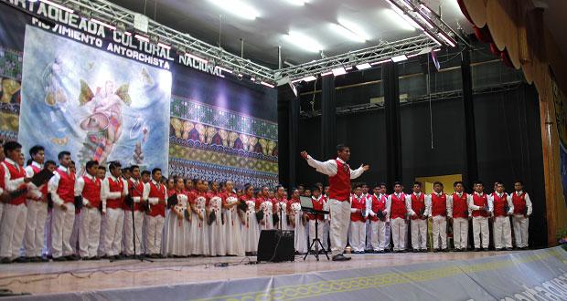 El 26 de agosto, Antorcha realizará concurso nacional de coros