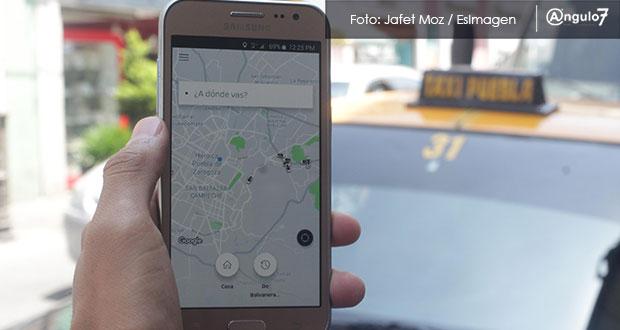 Gobierno contratará aplicación móvil para servicio de control de taxis