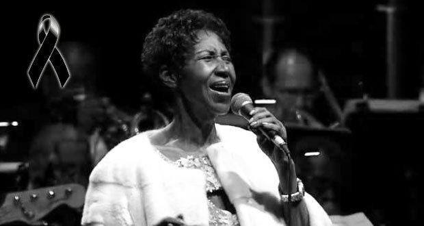 """A los 76 años, fallece la """"Reina del Soul"""", Aretha Franklin"""
