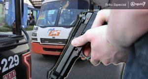 En menos de 24 horas asaltan otra ruta a mano armada en Puebla; ahora la 65