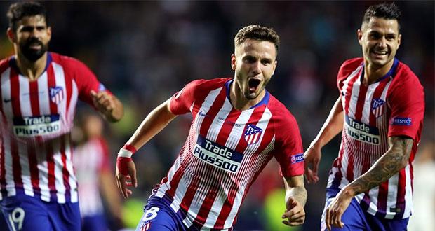 "Atlético arruina primer título del Real Madrid en la ""era Lopetegui"""