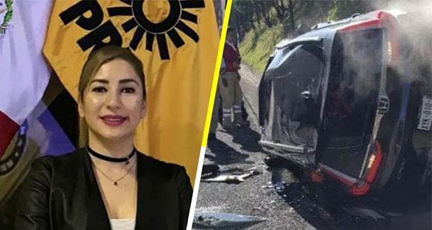 Sujetos armados secuestran a diputada electa del PRD en Hidalgo